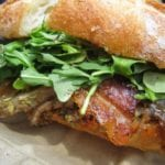 Friday Food Foto – Roli Roti Porchetta Sandwich and Happy Birthday Ferry Building