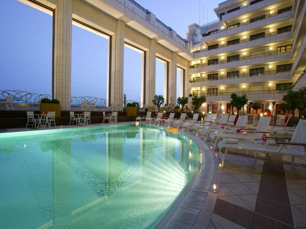 Notes on nice france for Luxury hotels in nice
