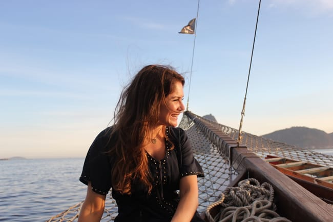 Traveler Tuesday – Ashley of Travel with Castle in Rio