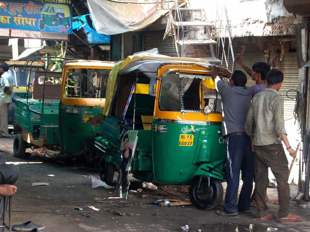 India motorized buggies