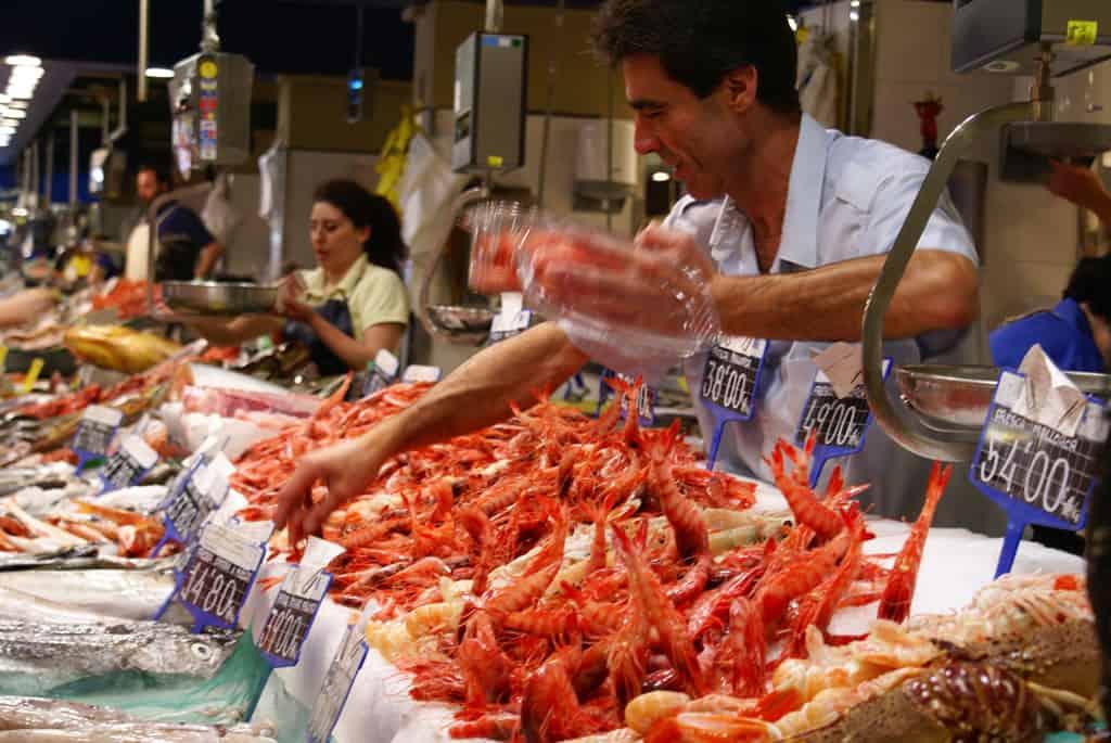 Mallorca-Seafood