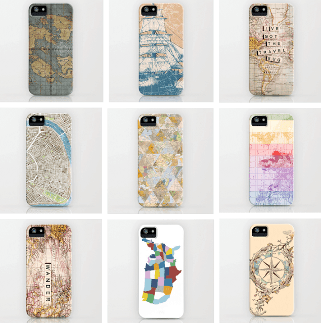Society 6 iPhones