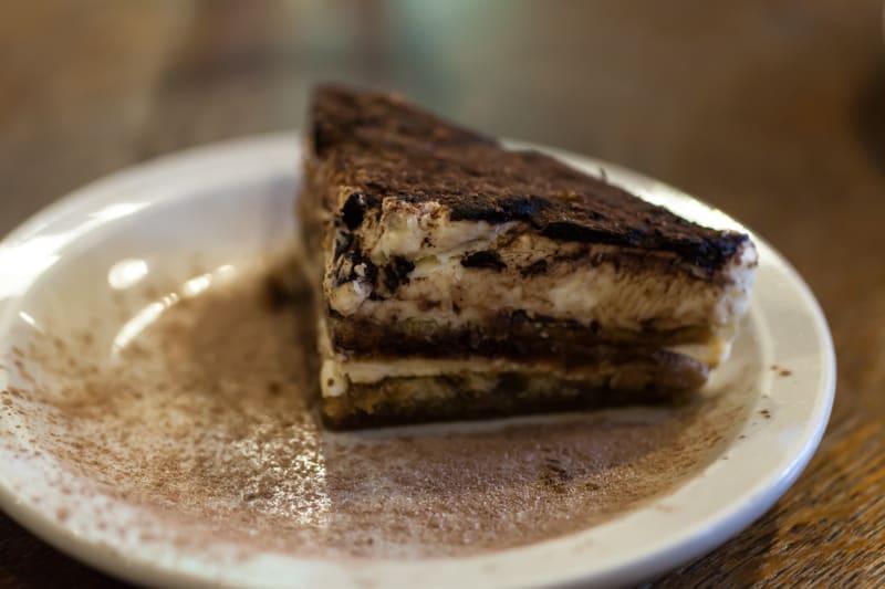 Ambrosia Cafe Tiramisu