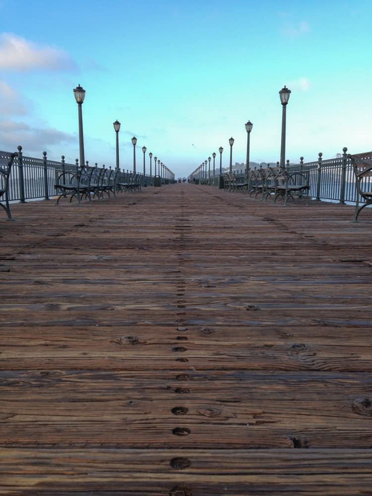 San Francisco Pier 7