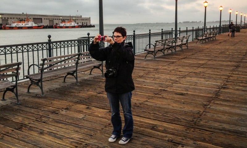 Tourist in My Town Pier 7