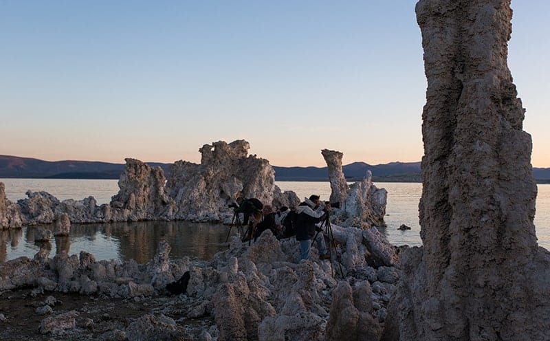Mono Lake Photographers