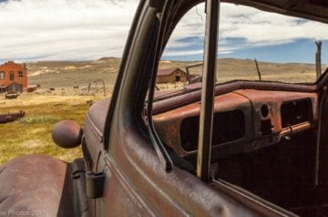 Bodie Goldmining Ghost Town