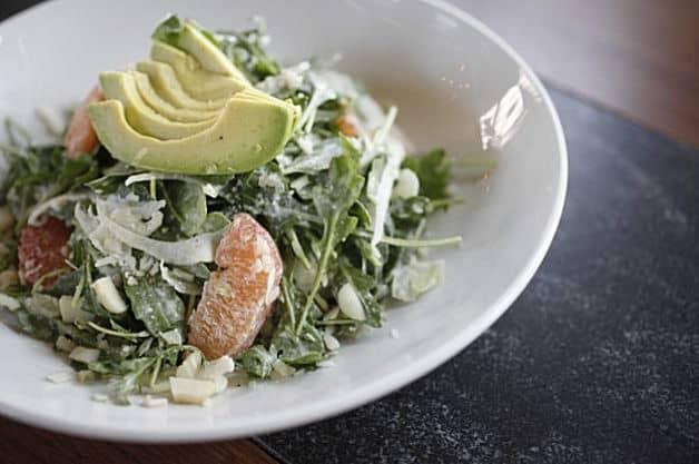 San Francisco for Vegetarians The-Plant-Salad