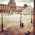 My afternoon at the Louvre with THATLou
