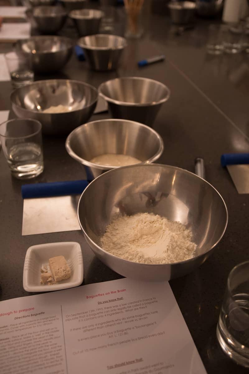 La Cuisine Paris Ingredients