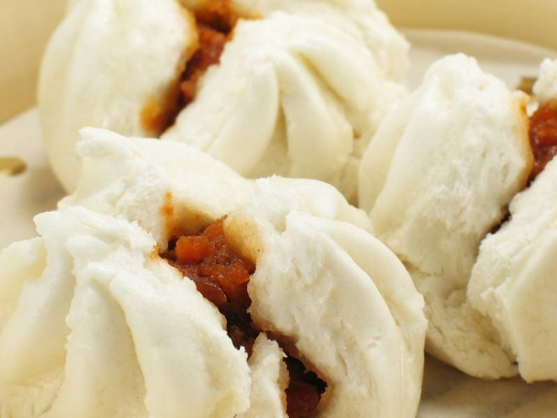 San Francisco Bay Area Dimsum - Good-Mong-Kok-Bakery-Bao