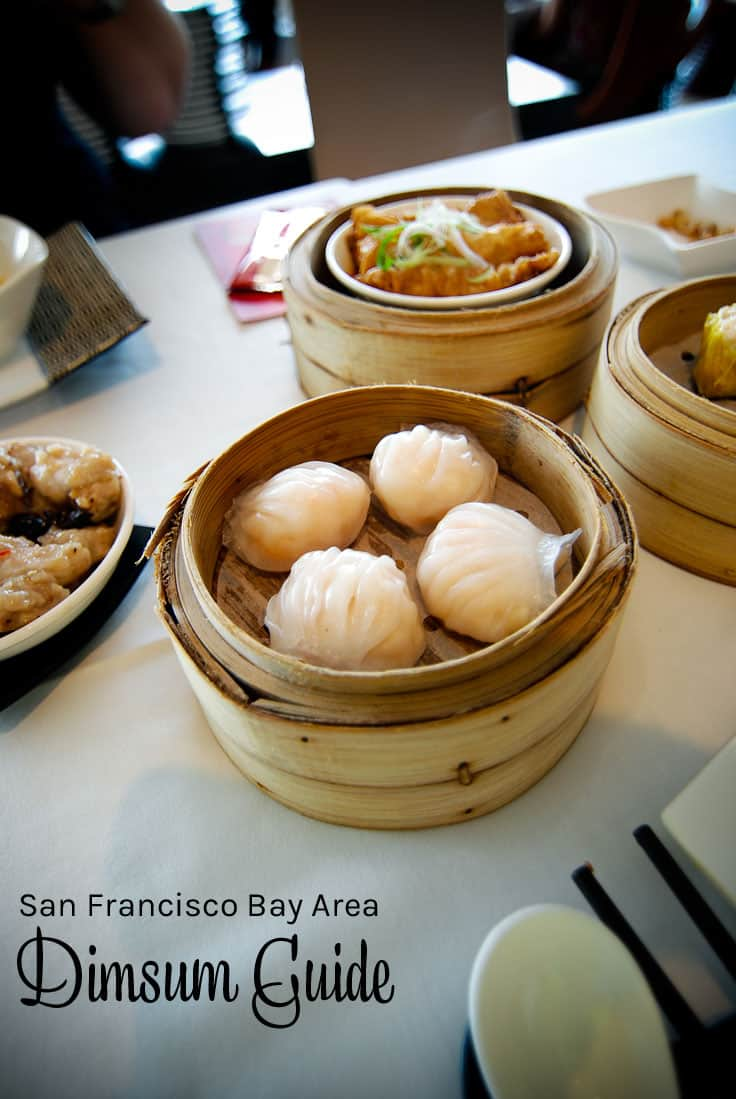 San Francisco Bay Area Dimsum Guide