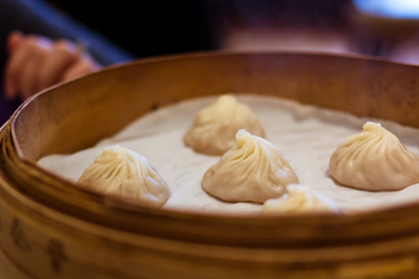 San Francisco Bay Area Dimsum - Shanghai-Dumplings