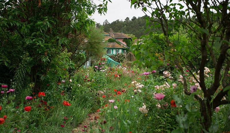 Giverny for the Day