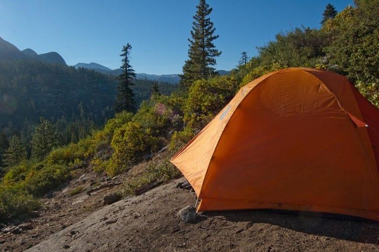 Yosemite Wild Camping