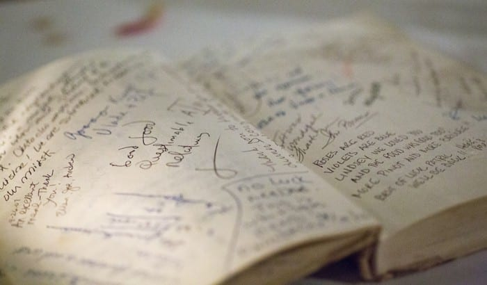 Mulvaney's B&L Guestbook