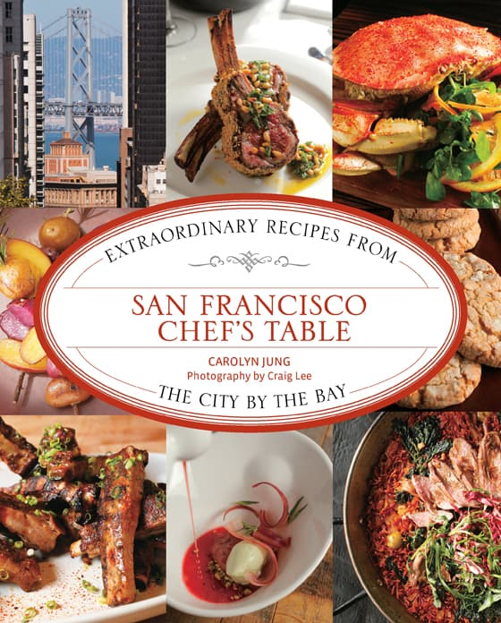 San Franciso Chefs Table Cover