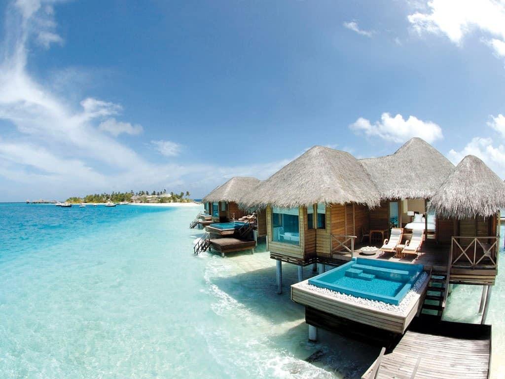 CondeNast Huvafen Fushi Maldives