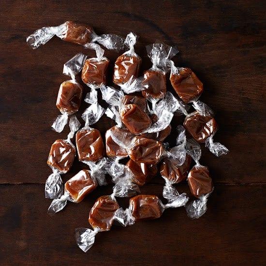 Quin-caramels