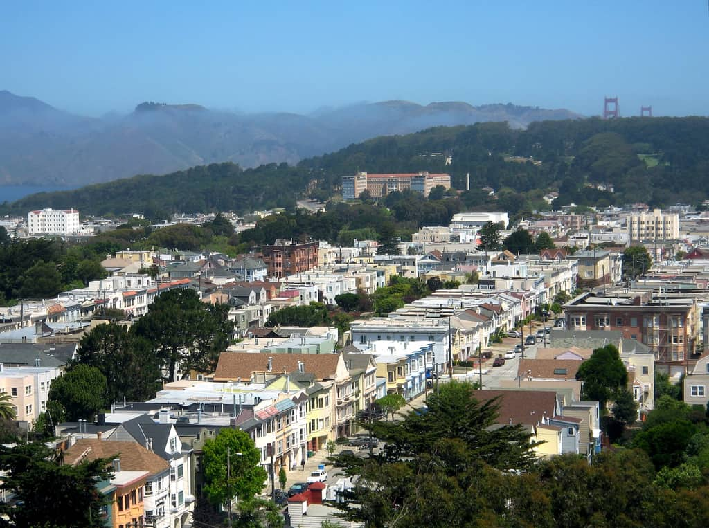 San Francisco's Richmond