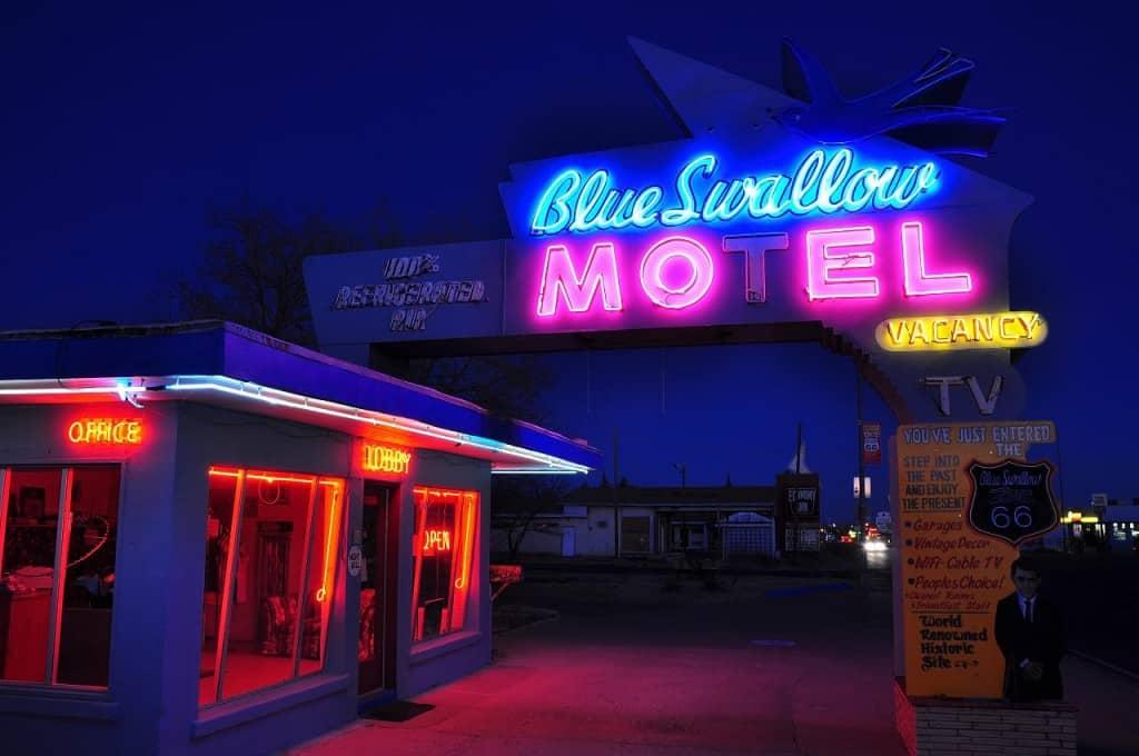 Blue Swallow Inn