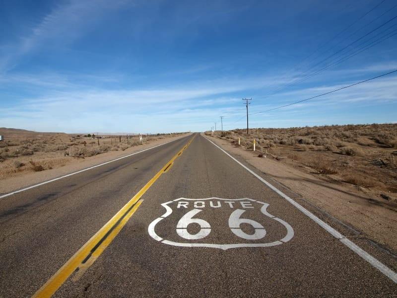 Winter Wanderings  Route 66 Roadtrip  Misadventures with Andi