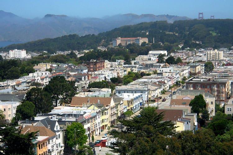 San Francisco Richmond District