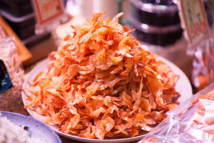 KYOTO-Nishiki_Market_Shrimp