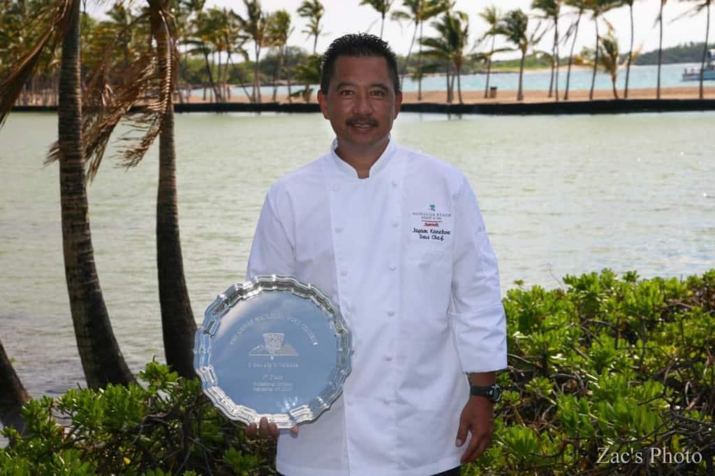 Chef-Jayson-Kanekoa-Poke-Contest
