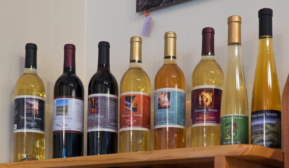 Volcano Winery Wines
