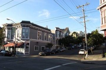 San Francisco Lower Haight