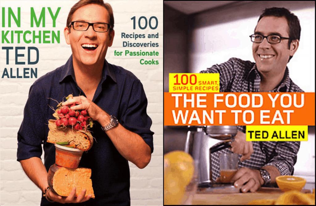 Ted-Allen-Cookbooks