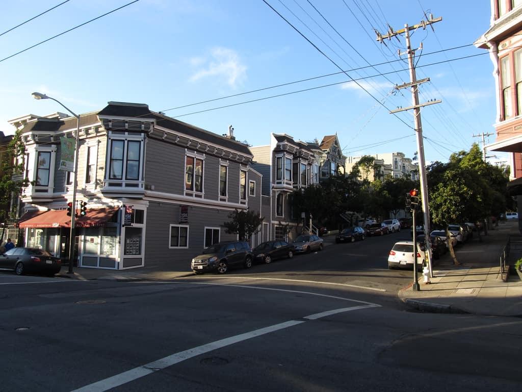 Lower Haight neightborhood