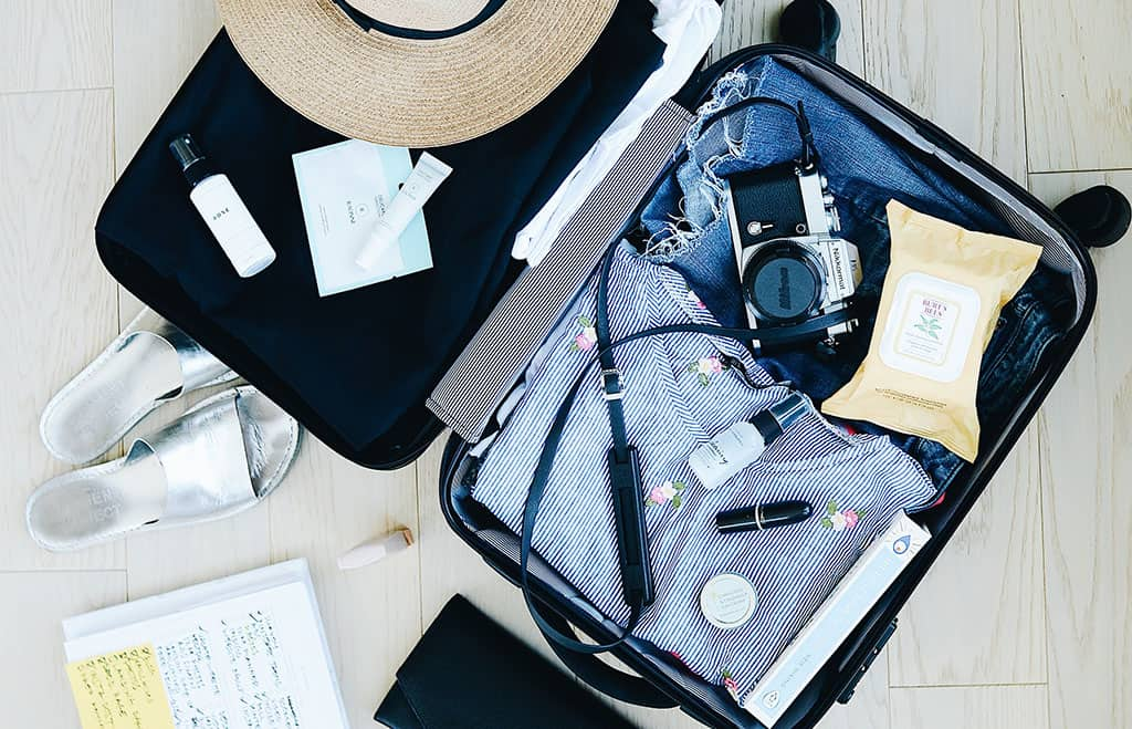 Travel Tips- How to Plan For A Long Trip_Packing and Planning