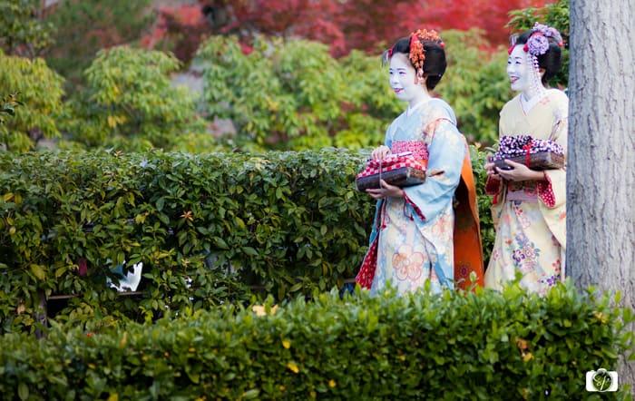 KYOTO-Geisha