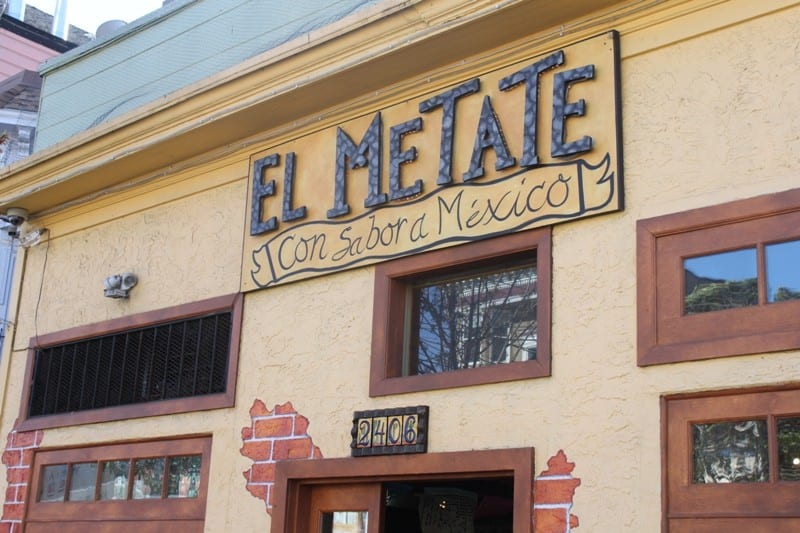 El Metate San Francisco