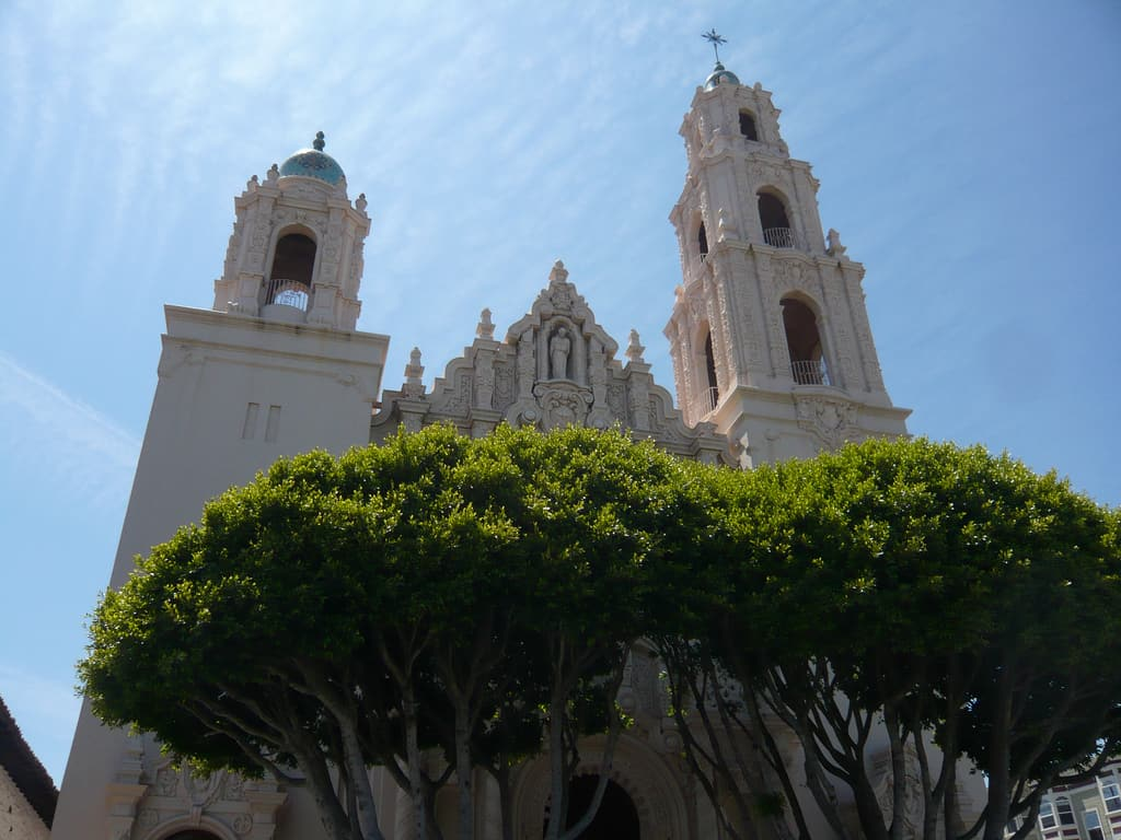 Mission Delores in San Francisco