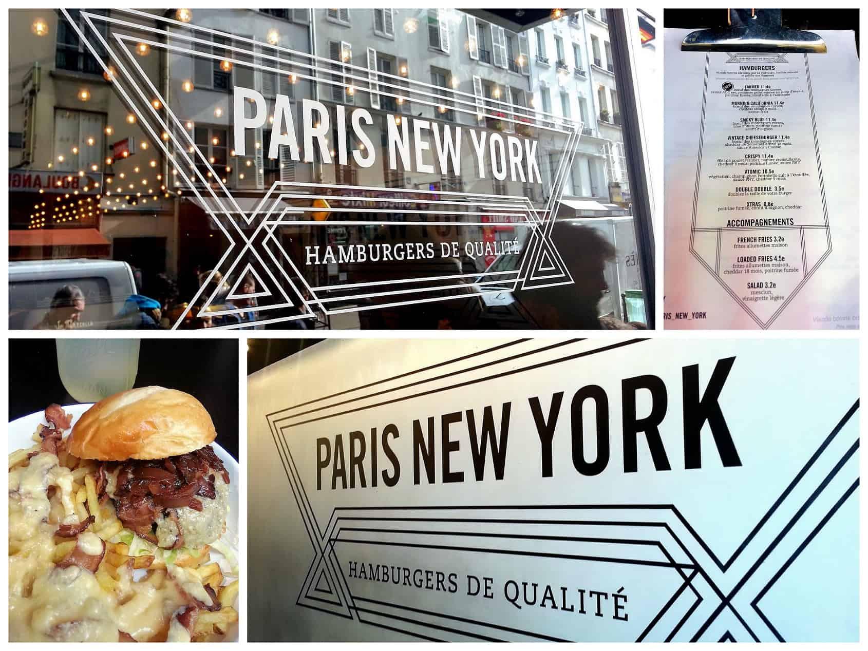 Paris New York