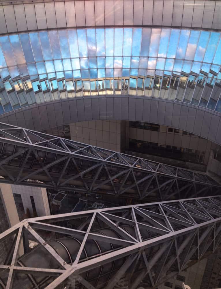 Osaka-Umeda-Sky-Building-Up