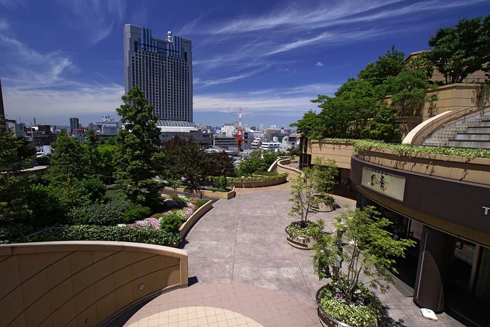 Namba Parks Terrace