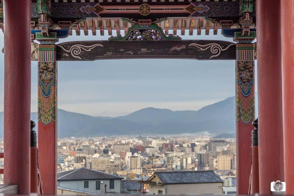 Kiyomizu-dera Temple