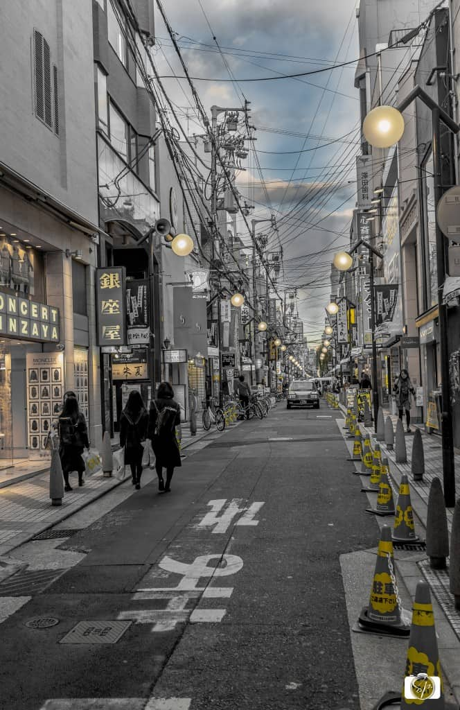 Osaka Scenes