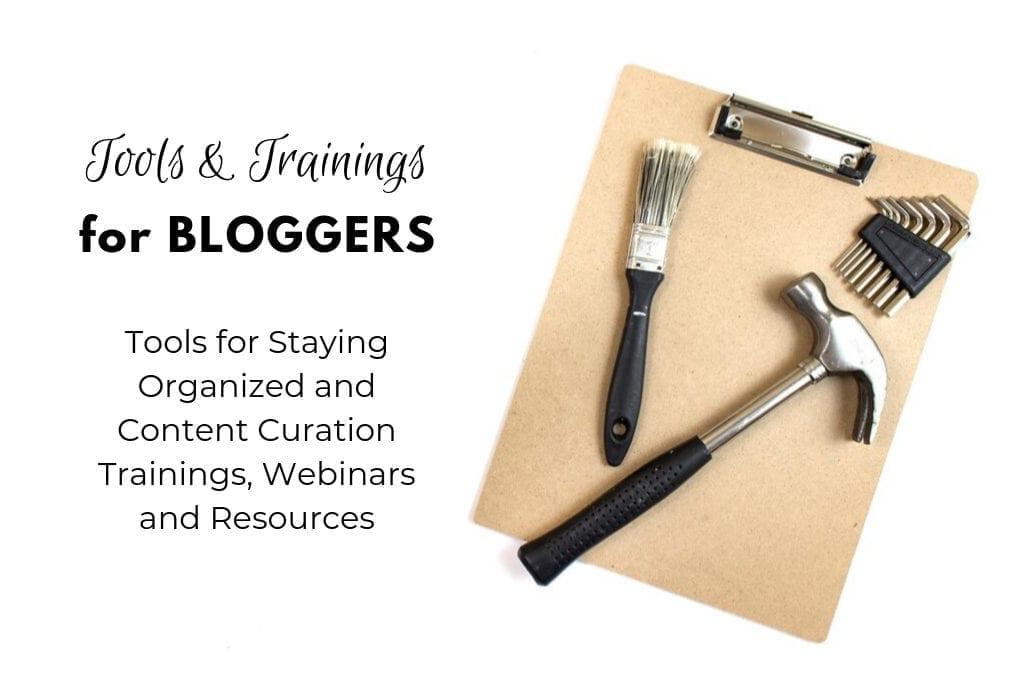 Blogger Tool Box