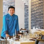 chef Chai Chaowasaree, the Executive Chef, Hawaiian Airlines