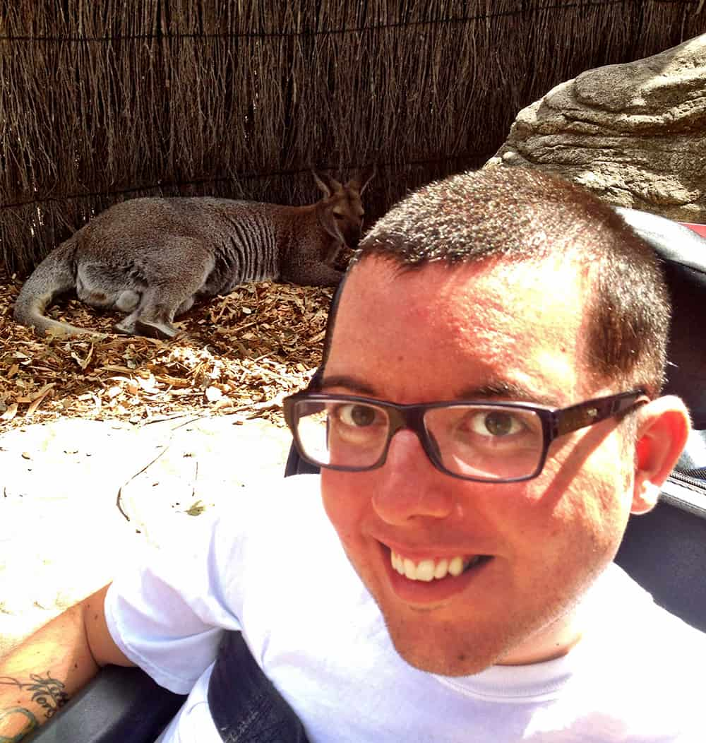 Traveler Tuesday – Cory of Curb Free with Cory Lee
