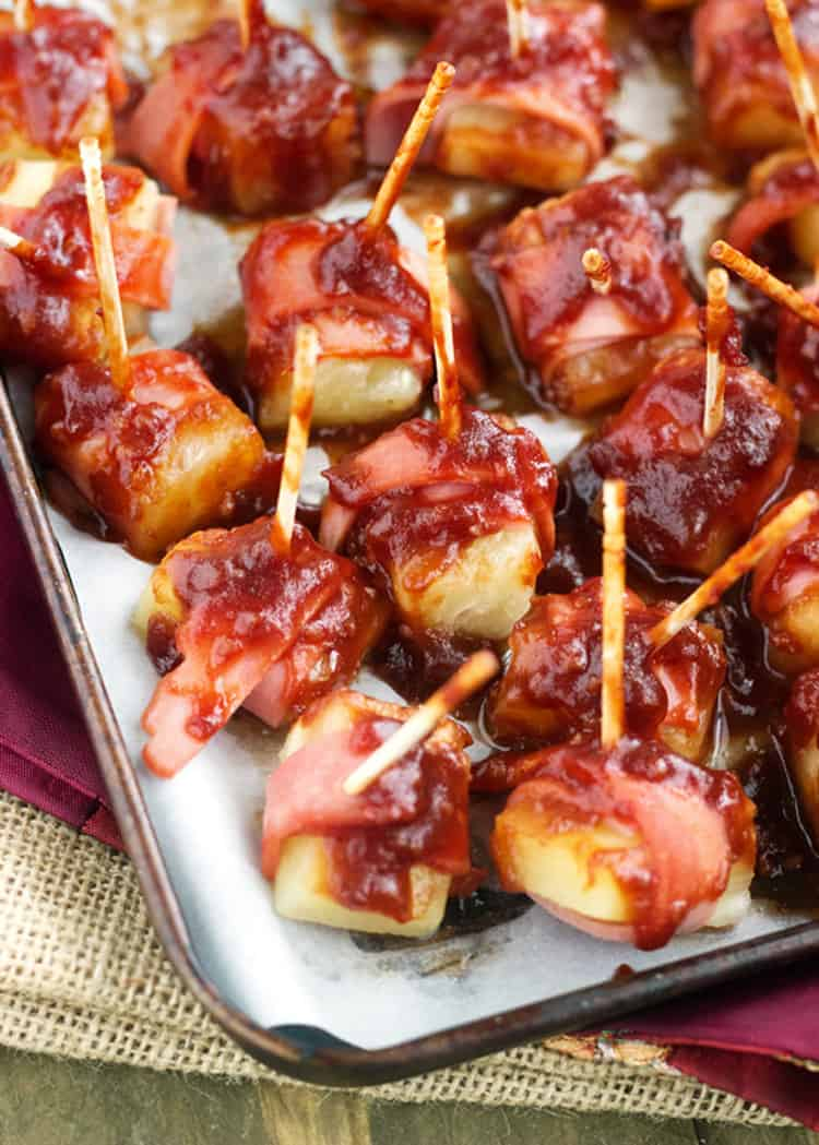 Friday-Foodie–Taylor-of-Food-Faith-Fitness_Sweet-and-sour-bacon-wrapped-pineapple