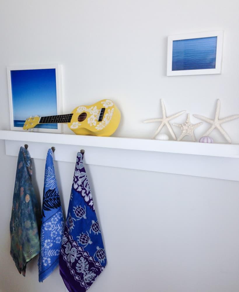 The Modern Honolulu room touches