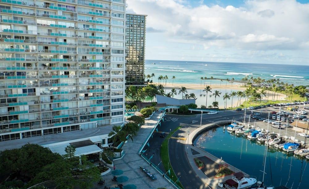 The Modern Honolulu View
