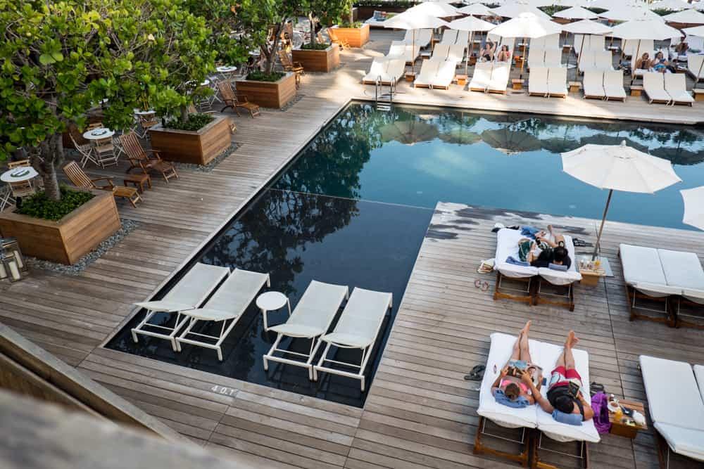 The Modern Honolulu pool