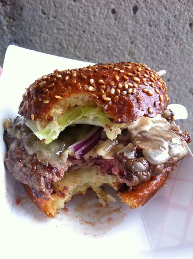 San Francisco's Best Cheeseburgers - 4505 burger